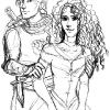 Phedre & Joscelin