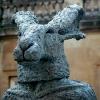 Statue Close Up
