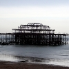 Brighton Pier (the old one - it burned down)