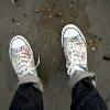 Obligatory Shoes Photo